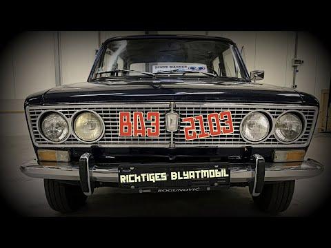 🚙 LADA 2103 - Richtiges Blyatmobil!!!