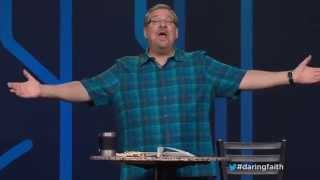 Daring Faith: How To  Give Your Best To God with Rick Warren