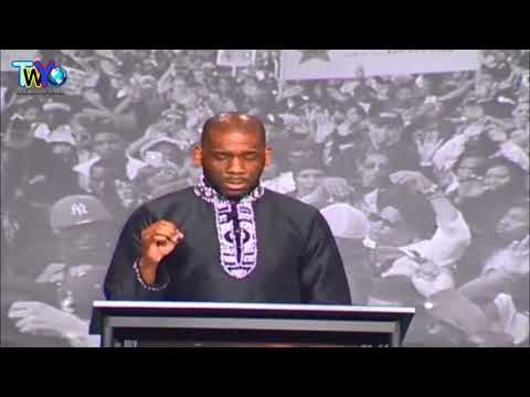 Dr. Jamal H. Bryant, I'm Not Gonna Chase You - 04022018