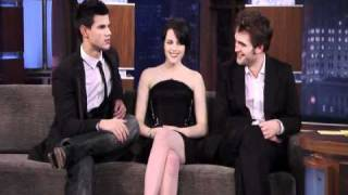 Funny Moments of Taylor, Kristen & Robert.