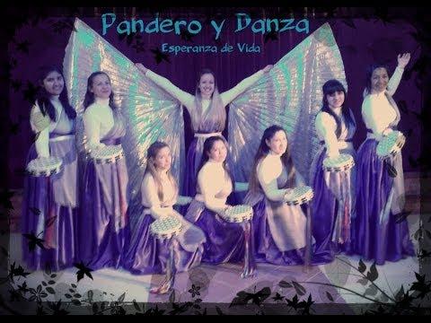 PANDERO Y DANZA (SUEÑO DE MORIR).avi