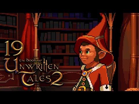 BOOK OF UNWRITTEN TALES 2 [019] - Unwritten Tales Quest III (Vintage, Rar, OVP)