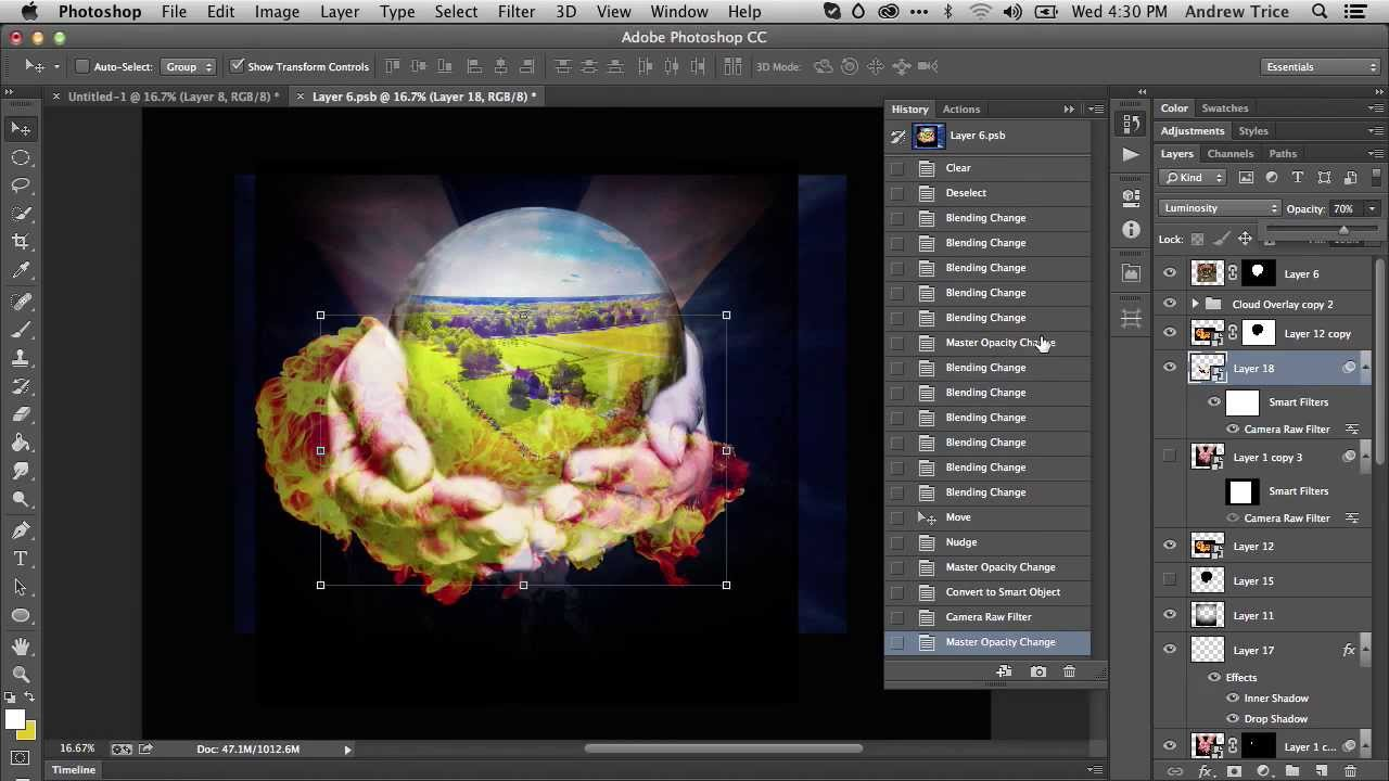 Photoshop overview for beginners Adobe