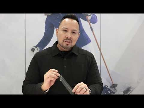 Robert Espinoza introduces YKK's METALUXE® Tough Zipper