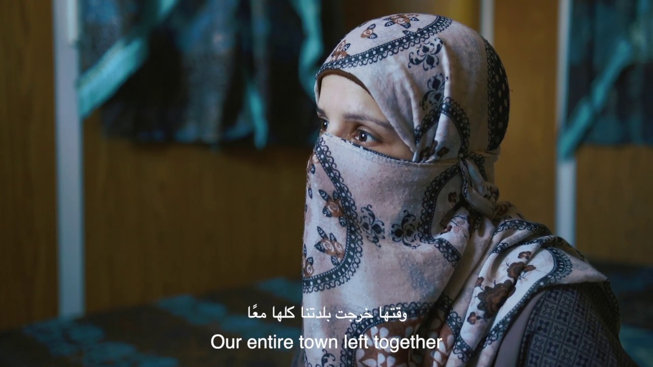 Just a reminder > #AWomanEvenHere: the story of Reem, a Syrian refugee in Jordan