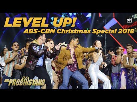 Coco Martin at Pamilya ng FPJ's Ang Probinsyano sa ABS-CBN CHRISTMAS SPECIAL 2018