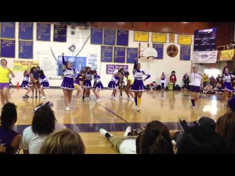 Pirate Mutiny 2013 - Highline High School Cheer