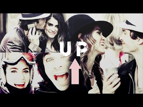 ● Ian Somerhalder + Nikki Reed | Up