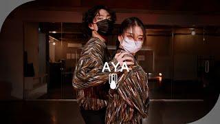 마마무(MAMAMOO) - AYA l EE CO (Choreography)