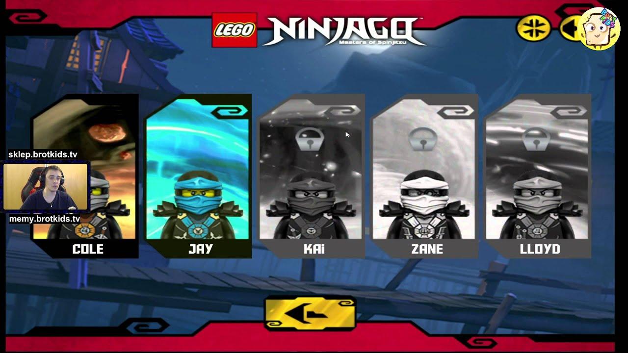Lego Ninjago Opętanie Po Polsku 3 Darmowe Gry Online Youtube