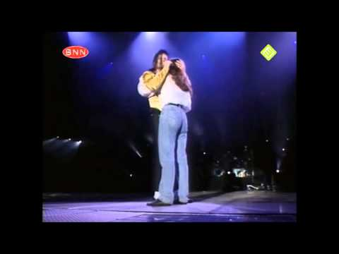 Michael Jackson - She's out of my life Live 1992 Bucharest (Unedited version) HD