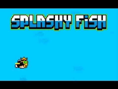 Splashy Fish: Score 65 Walkthrough (Complete)