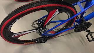 Велосипед на литых дисках. Велосипед Make (Мейк). Обзор