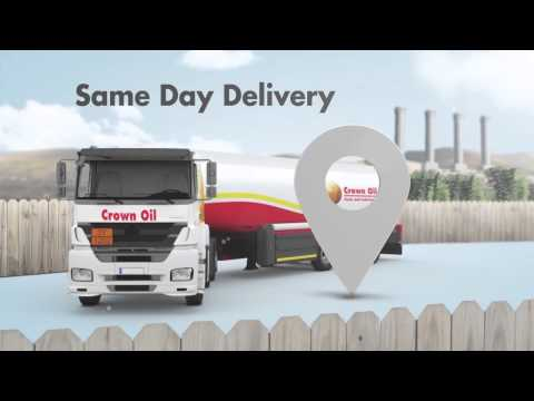 Crown Oil LTD - Fuels & Lubricant Supplier: Red Diesel, Diesel, Kerosene & Industrial Heating Oil