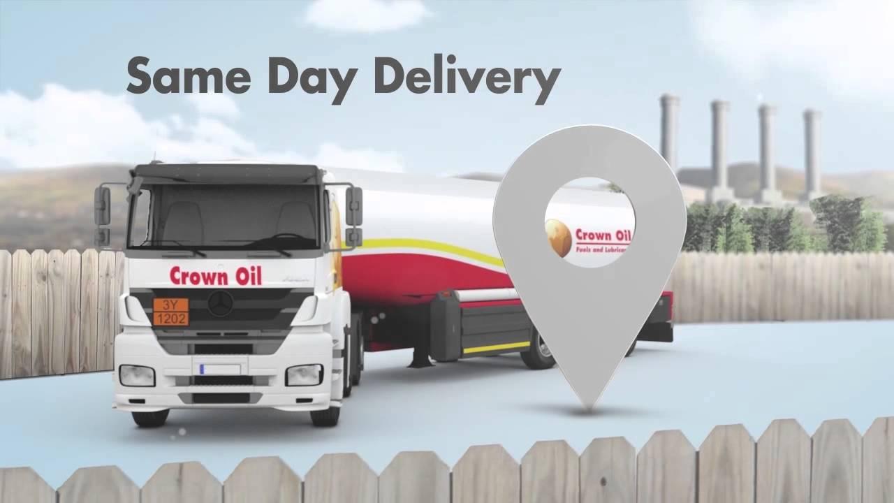 Crown Oil Ltd - Nationwide Fuels & Lubricants Supplier