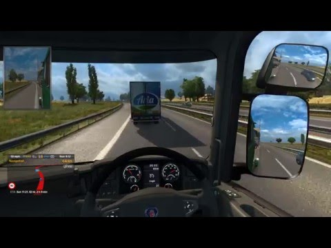 Euro Truck Simulator 2 Episode 12; Manchester to Cambridge