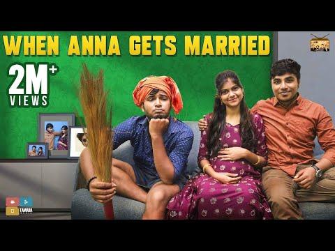 When Anna Gets Married || Narikootam || Tamada Media
