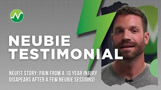 Jess Martin's 10 year shoulder recovery Testimonial