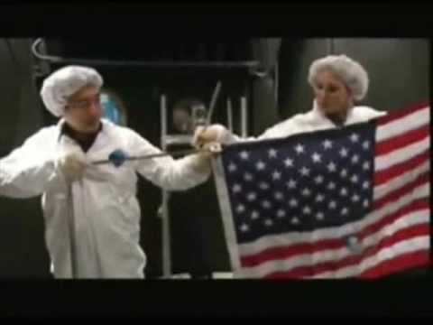 Scientific Method Classroom Lesson: Myth Buster. Flag Hoax On The Moon