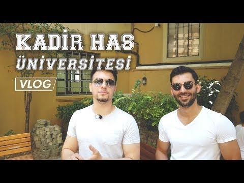 Kadir Has Üniversitesi | Kampüs Turu, İmkanlar, Öğrencilik Hayatı