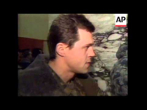 RUSSIA:  CEREMONY FOR SOLDIERS KILLED IN DAGESTAN HOSTAGE CRISIS