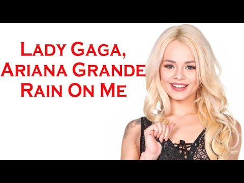 Lady Gaga, Ariana Grande   Rain On Me (18+)(Featuring Playboy Model Elsa Jean) (CC)
