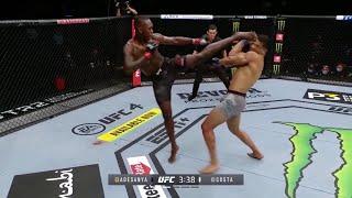 Лучшие моменты турнира UFC 253: Адесанья vs Коста