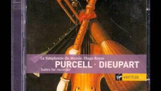 Henry  Purcell -  Fantasia: 3 parts upon a Ground   Z 731  -  La Simphonie du Marais -  Hugo Reyne