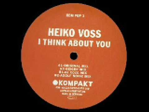 Heiko Voss - I Think About You (original mix)