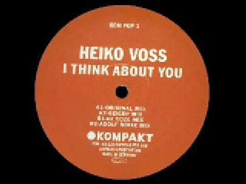 Heiko Voss - I Think About You (original mix)