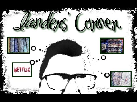 Ianders' Corner - Fave First Lines