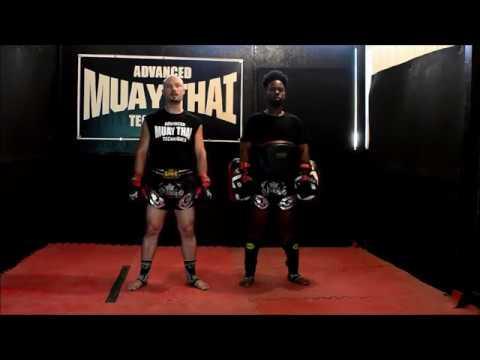 Advanced Muay Thai Techniques: RIGHT KICK FOLLOW UPS