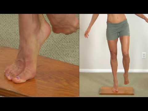 37.4 Ankle Everters Fibularis Longus Strengthening - YouTube