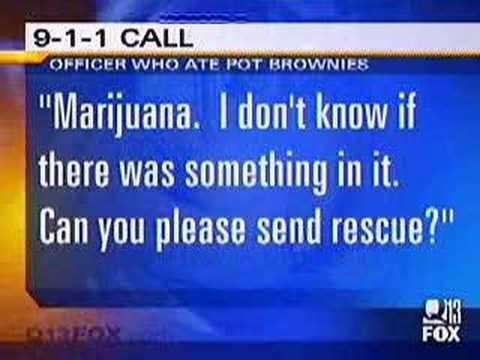Great 911 phone call