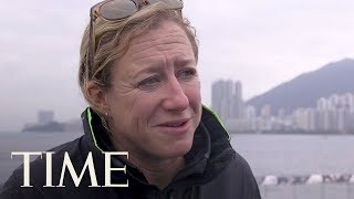 Annie Lush Talks About Needing More Women In Sailing During The Volvo Ocean Race | TIME