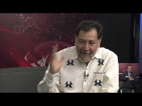 Diputado Gerardo Fernández Noroña En Entrevista.