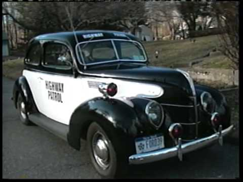 Ny Car Show >> TKR Studio B On The Road - Ross Kindestin's 1939 Ford - YouTube
