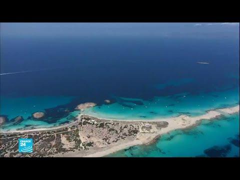 فيروس كورونا انعكس إيجابيا على البيئة في جزيرة فورمونتيرا أصغر جزر البليار  - نشر قبل 13 ساعة