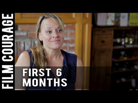 First 6 Months Of A Screenwriting Career by Christine Conradt