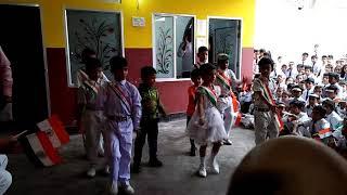 Chote chote bache hain(kids performance)