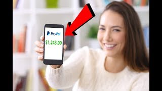 2 Proven Ways on How To Get (FREE PAYPAL MONEY) Using Your Smartphone!