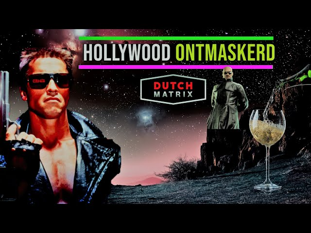 HOLLYWOOD ONTMASKERD - Matrix, CIA en Terminator