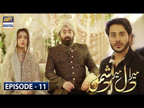 Mera Dil Mera Dushman Episode 11 | 26th February 2020 | ARY Digital Drama [Subtitle Eng]