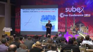 Future of telecommunications, technology and business: futurist speaker Gerd Leonhard