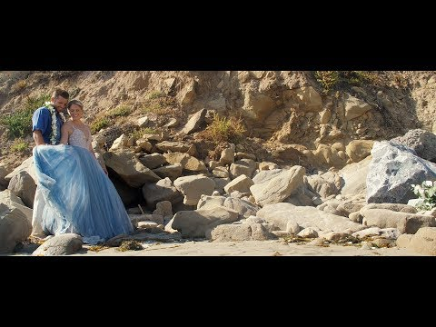 Stunning Malibu Beach Wedding  ::  Same-Day Edit  ::  Colleen + Marty