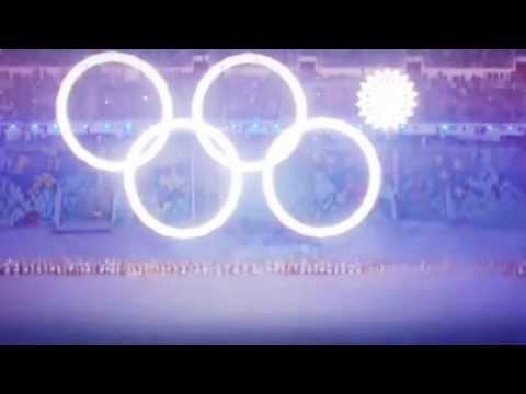 Кольцо не раскрылось. Сочи 2014 Церемония открытия.