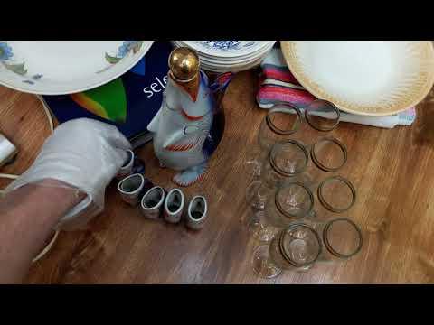 Всякая-всячина-обзор-товара-барахолка-распродажа-луганск Baraholka Rasprodaga Lugansk