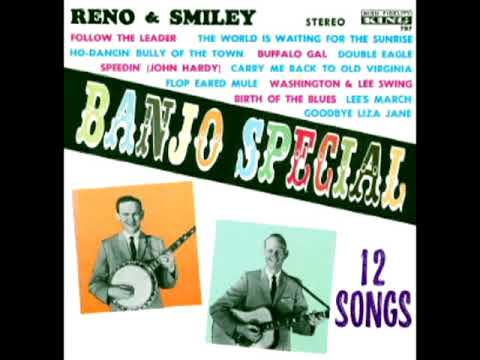 Banjo Special: 12 Songs [1962] - Don Reno & Red Smiley