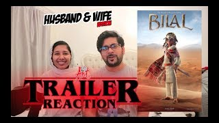 BILAL: A NEW BREED OF HERO Official TRAILER REACTION
