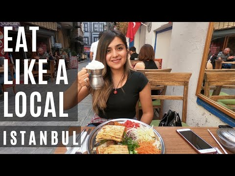Where To Eat Cheap & Good In Istanbul | Food Tour